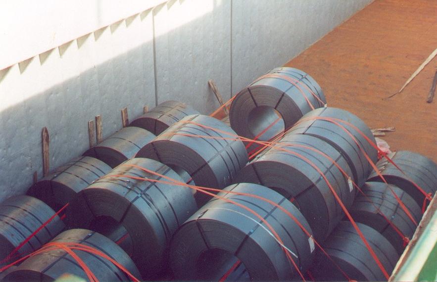 Dây đai vải cố định thép cuộn