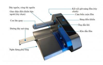 phụ kiện máy thổi túi khí airwave2